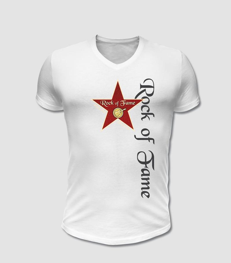 Firmen- und Vereins T-Shirt bedruckt mit Ihrem eigenem Motiv