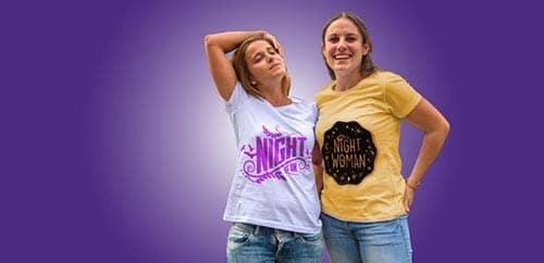 Girl Shirt, Mädchen, Frauen t-Shirts bedruckt