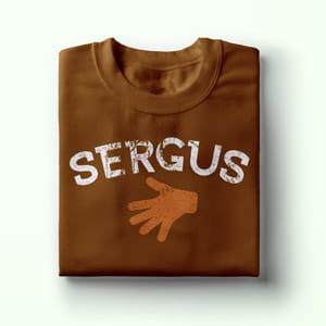 Exklusives Servus T-Shirt, Geschenk Idee, Textildruck