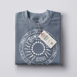 Summer Shirt, Geschenk Idee, T-Shirt Druck