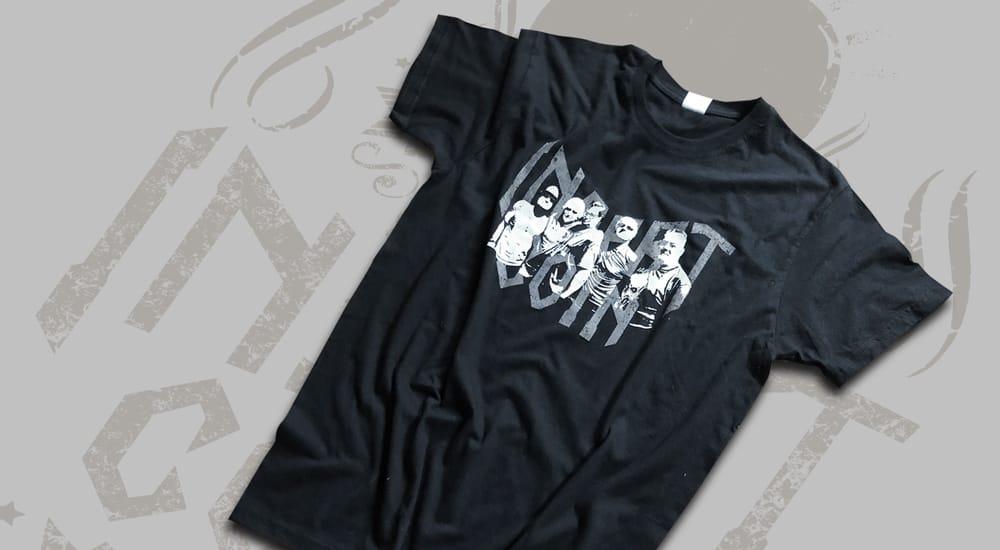 T-Shirt Druck für Bands, Firmen und Vereine in Forchheim